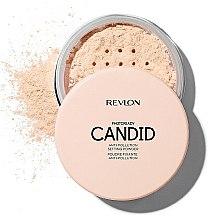 Kup Utrwalający puder antypollution do twarzy - Revlon Photoready Candid Anti-pollution Setting Powder