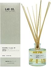 Kup Patyczki zapachowe - Ambientair Lab Co. Patchouli & Cedar