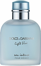 Kup Dolce & Gabbana Light Blue Eau Intense Pour Homme - Woda perfumowana
