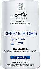 Kup PRZECENA! Regulujący dezodorant w kulce - BioNike Defence Deo Active 72H Sweat Control *