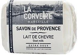 Kup Mydło w kostce Kozie mleko - La Corvette Provence Soap Goat Milk