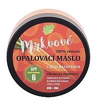 Kup Masło do ciała do opalania SPF 6 - Vivaco Bio Carrot Suntan Butter SPF 6