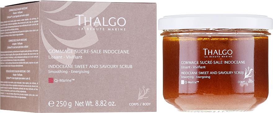 Słodko-słony peeling - Thalgo Sweet and Savoury Body Scrub — фото N1