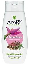 Kup Żel pod prysznic i do kąpieli Kwiat bananowca i konopie - Apart Natural Superfoods Banana Flower and Hemp