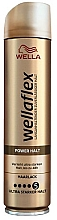Kup Lakier do włosów - Wella Wellaflex Power Halt Ultra Stark 5 Hairspray