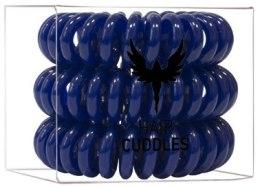 Kup Gumka do włosów, granatowa - HH Simonsen Hair Cuddles Dark Blue