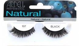 Kup Sztuczne rzęsy na pasku - Ardell Natural Eye Lashes Black 107