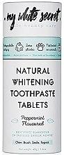 Kup Wybielająca pasta do zębów - My White Secret Natural Whitening Toothpaste Tablets
