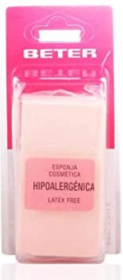 Hipoalergiczna gąbka do makijażu bez lateksu - Beter — фото N1