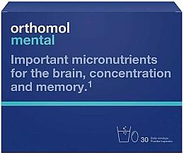 Kup Witaminy poprawiające koncentrację i pamięć - Orthomol Mental