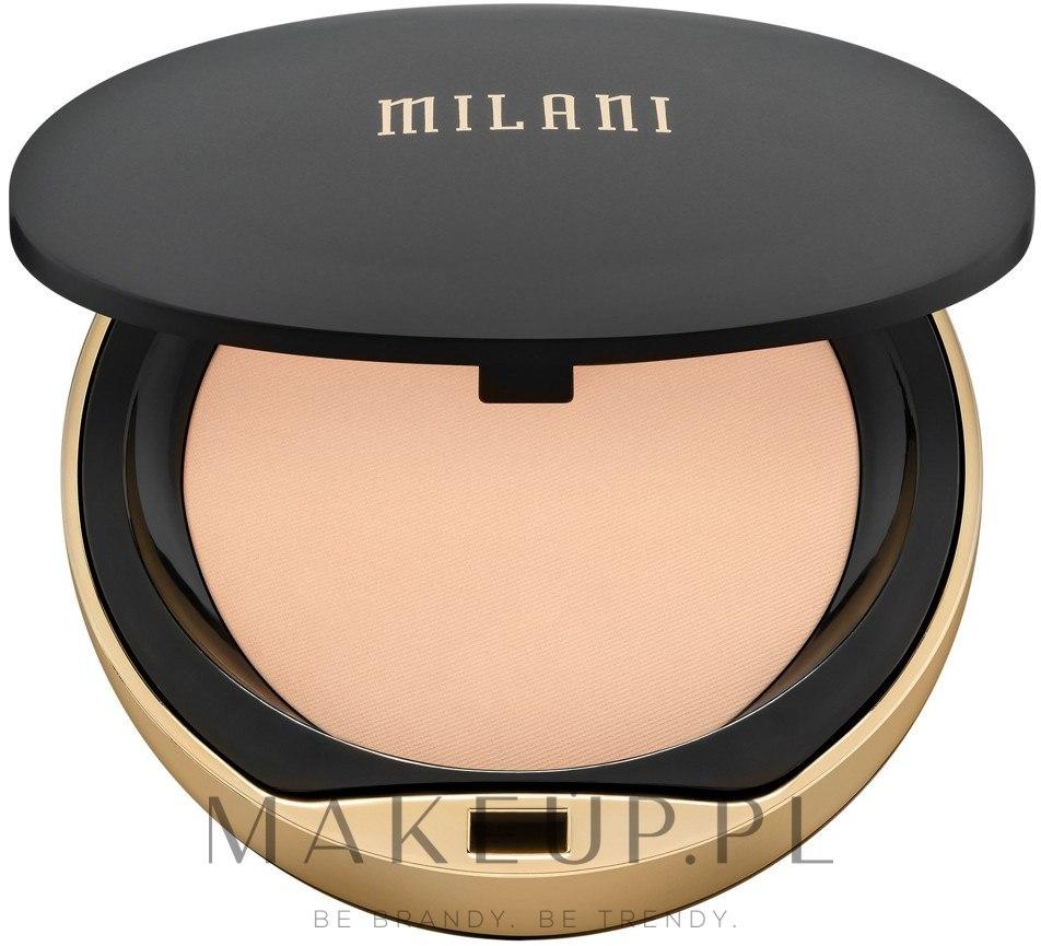 Puder matujący i korektor 2 w 1 - Milani Conceal + Perfect Shine-Proof Powder — фото 01 - Fair