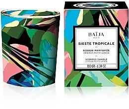 Kup Świeca zapachowa w szkle - Baïja Sieste Tropicale Scented Candle