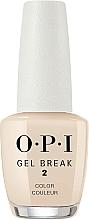 Kup Wzmacniający lakier do paznokci - O.P.I Gel Break Lacquer