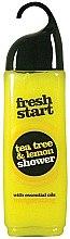 Kup Żel pod prysznic z olejkami eterycznymi Drzewo herbaciane i cytryna - Xpel Marketing Ltd Fresh Start Shower Gel Tea Tree & Lemon