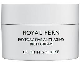 Kup Fitoaktywny krem przeciwzmarszczkowy do twarzy - Royal Fern Phytoactive Anti-Aging Cream