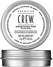 Kup Wosk do wąsów mocno utrwalający - American Crew Official Supplier to Men Moustache Wax Strong Hold