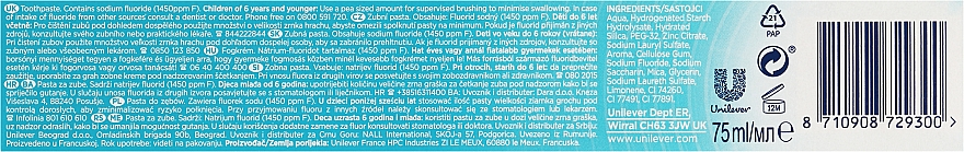 Pasta do zębów - Signal Long Active Fresh Breath Toothpaste — фото N3