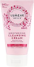 Kup Nawilżający krem oczyszczający do twarzy do skóry suchej - Lumene Hellä Moisturizing Cleansing Cream