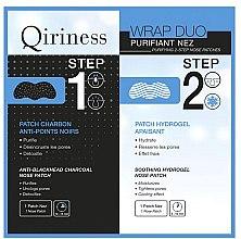 Kup Oczyszczające plastry na nos - Qiriness Purifiant Nez 2-Step Nose Patches