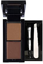 Kup Zestaw do makijażu brwi - Flormar Eyebrow Design Kit