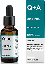 Kup Peptydowe serum do twarzy - Q+A Zinc PCA Facial Serum