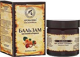Kup Balsam do stosowania przy egzemie i łuszczycy Makadamia i uczep - Aromatika