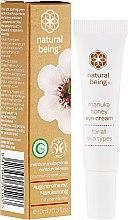 Kup Krem pod oczy z miodem manuka - Living Nature Natural Being Manuka Honey Eye Cream