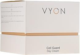 Kup PRZECENA! Rewitalizujący krem nawilżający do twarzy - Vyon Cell Guard Day Cream*