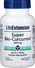 Kup PRZECENA! Suplement diety Bio-kurkumina - Life Extension Super Bio-Curcumin *