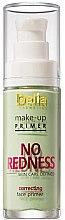 Kup Korygująca zielona baza pod makijaż - Delia No Redness Make-Up Primer