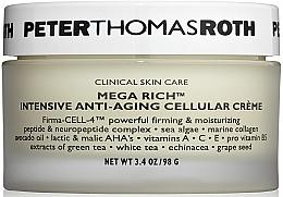 Kup Przeciwstarzeniowy krem do twarzy - Peter Thomas Roth Mega-Rich Intensive Anti-Aging Cellular Cream