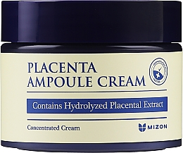Kup Nawilżający krem z placentą do twarzy - Mizon Placenta Ampoule Cream