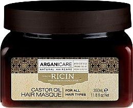 Kup Maska stymulująca porost włosów - Arganicare Castor Oil Hair Masque