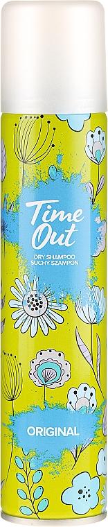 Suchy szampon do włosów - Time Out Original — фото N3
