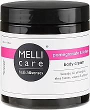 Kup Krem do ciała Granat i liczi - Melli Care Pomegranate&Lichee Body Cream