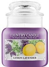 Kup Świeca zapachowa - Country Candle Lemon Lavender