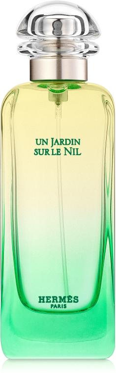 Hermes Un Jardin sur le Nil - Woda toaletowa (tester z nakrętką) — фото N1