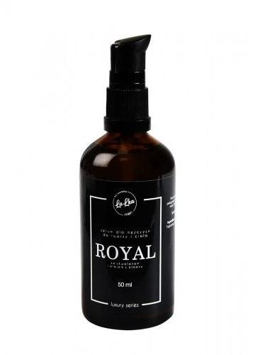 Serum do twarzy i dłoni dla mężczyzn - Lalka Royal Serum — фото N1