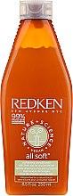 Kup Zmiękczająca odżywka do włosów - Redken Nature + Science All Soft Softening Conditioner