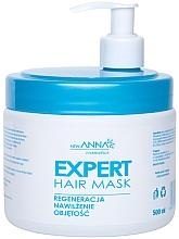 Kup Maska regeneracyjna do włosów - New Anna Cosmetics