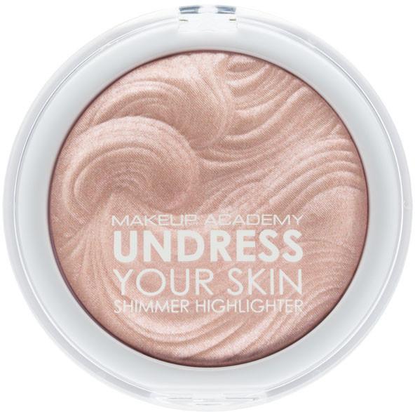 Rozświetlacz do twarzy - MUA Makeup Academy Shimmer Highlighter Powder — фото N1