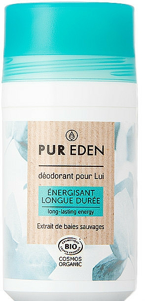Długotrwały antyperspirant dla mężczyzn - Pur Eden Long Lasting Energizer Deodorant — фото N1