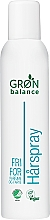 Kup Lakier do włosów - Gron Balance Hairspray