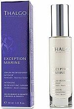 Kup Intensywnie ujędrniające serum do twarzy - Thalgo Exception Marine Intensive Redensifying Serum