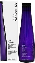 Kup Szampon do włosów rozjaśnianych i siwych - Shu Uemura Art Of Hair Yubi Blonde Glow Revealing Shampoo