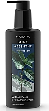 Kup Nawilżające mydło do ciała i dłoni - Madara Cosmetics Mint Absinthe Moisture Soap