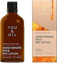 Kup Nawilżający balsam do twarzy - You & Oil Moisturising Face Bio Lotion Amber Oil+Mineral Water