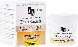 Kup Krem ujędrniający szyję i dekolt - AA Age Technology Golden Revival Cream 60+