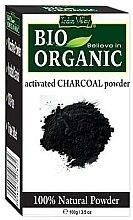 Kup Węgiel aktywny w proszku do pielęgnacji twarzy i włosów - Indus Valley Bio Organic Activated Charcoal Powder