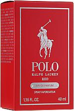 Kup PRZECENA! Ralph Lauren Polo Red - Woda perfumowana *
